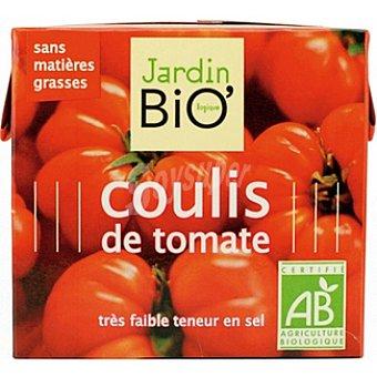 JARDIN Bio' salsa de tomate biológico Envase 500 g