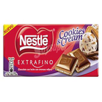 Nestlé CHOCOLATE COOKIES 100 GRS