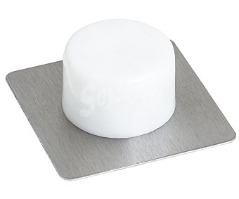 Arregui Tope de puerta adhesivo en color blanco, ARREGUI.