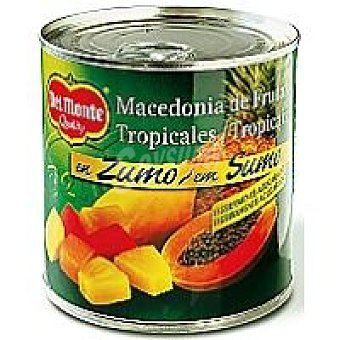 Del Monte Macedonía de frutas Lata 263 g