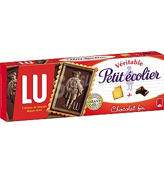 Petit Écolier Lu Galletas chocolate negro 150 g