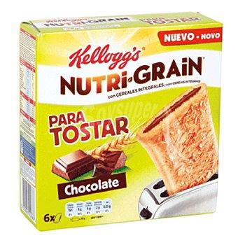 Kelogg's galleta para tostar rellena de chocolate paquete 240 gr