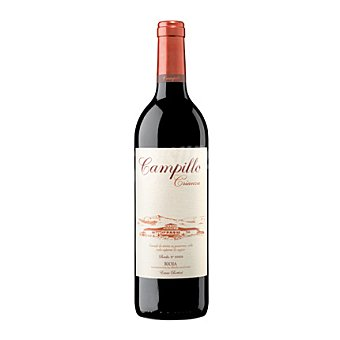 Campillo Vino D.O. Rioja tinto crianza Botella de 75 cl