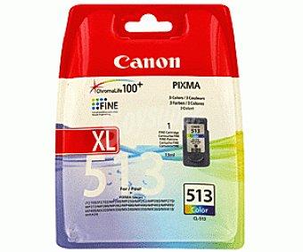 Canon Cartucho Color CL-513XL - Compatible con Impresoras: pixma-mp 240 / 260 / 480 alta capacidad