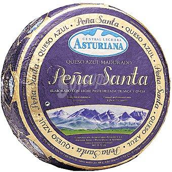 Central Lechera Asturiana Queso azul al peso Peña Santa 1 kg