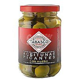 Serpis Aceitunas verdes picantes con hueso Frasco 340 g