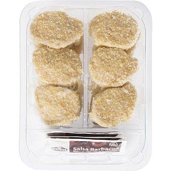 VALARCON Nuggets de pollo bandeja 310 g 14 unidades