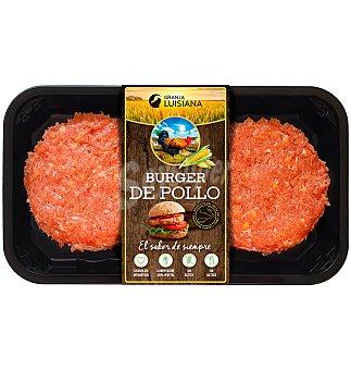 Corral Hamburguesa luisiana pollo de 200 g
