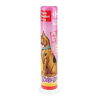 Carrefour Kids Dentífrico de fresa +7 años 100 ml