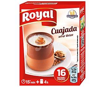 Royal Cuajada 4 unidades de 48 g