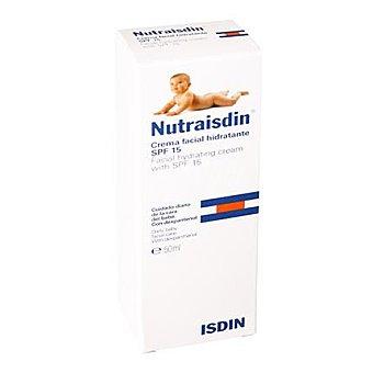 Nutraisdin Crema facial hidratante FP 15 para bebés 50 ml