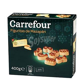 Carrefour Figuritas de mazapán 400 g