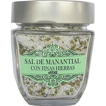 ONENA Sal de manantial con finas hierbas tarro 250 g tarro 250 g
