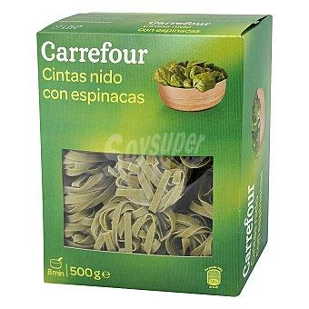 Carrefour Nidos a las espinacas 500 g