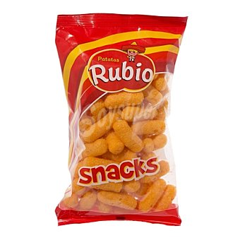 Patatas Rubio Gusanitos rojos 100 g