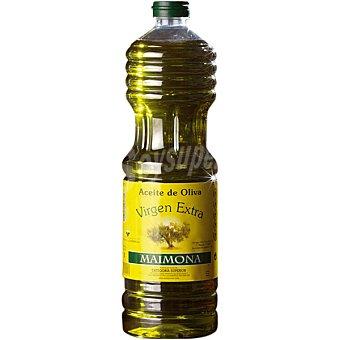 Maimona Aceite de oliva virgen extra Botella 1 litro