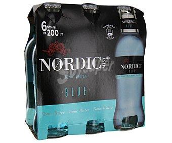 Nordic Mist Tónica blue 6 botellines de 20 cl