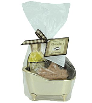 Gloss Mini bañera Chocolate 1 ud