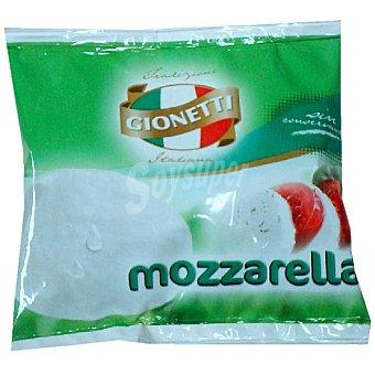 Gionetti Mozzarella de vaca Bolsa 100 g