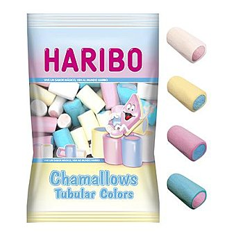 "Haribo Nubes de colores ""tubular Mallows"" 250 g"