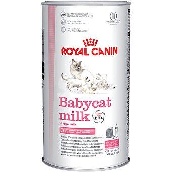 ROYAL CANIN BABYCAT MILK Leche maternizada instantánea para gatitos envase 300 g Envase 300 g