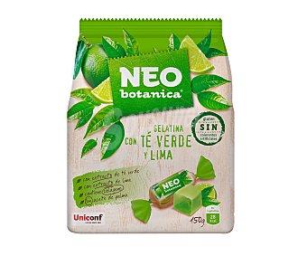 Neo Gelatina con té verde y lima (caramelos) botanica 150 g