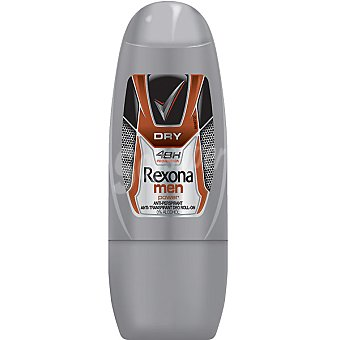 Rexona Desodorante roll on men Power anti-transpirante sin alcohol mini Envase 25 ml