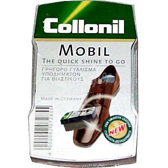 COLLONIL Movil Esponja autobrillante para calzado incolora