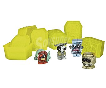 GIOCHI PREZIOSI Blister con 5 ataúdes y 5 figuras de los basurillas, Trash Pack Serie 8 1 unidad