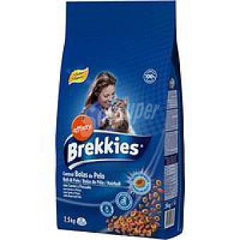 Brekkies Affinity Complet bolas de pelo Saco 1,5 kg