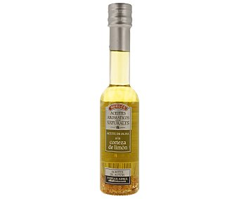 BORGES Aceite de oliva aromático a la corteza de limón 200 ml