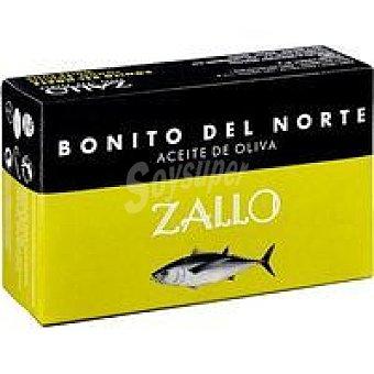 Zallo Bonito en aceite de oliva Lata 112 g