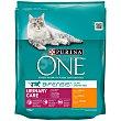 One alimento para gatos tracto urinario rico en pollo Bolsa 800 gr Purina