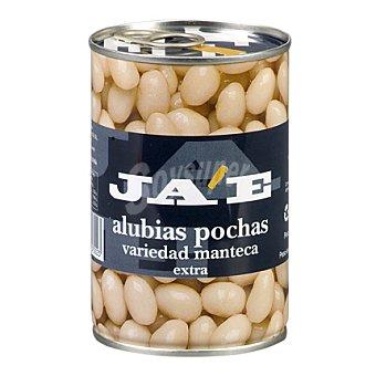 JA'E Alubia blanca pocha lata 250 g