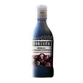 Románico Crema vinagre balsámico de Módena 250 ml