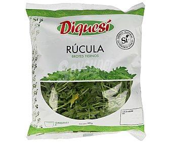 DIQUESÍ Brotes tiernos de rúcula, bolsa 50 gramos