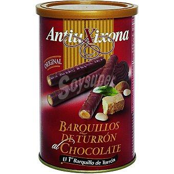 Antiu Xixona Barquillo de turrón al chocolate Bote 200 g