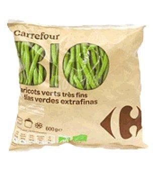 Carrefour Bio Judias verdes extrafinas 600 g