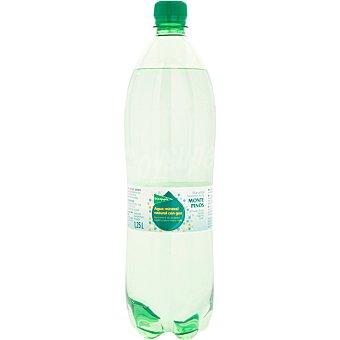 Aliada Agua mineral natural con gas Botella 1,25 l