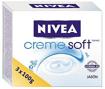 Nivea Jabón Pack 3x100 g