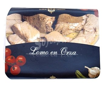 LA REAL CAROLINA Lomo en orza 500 Gramos
