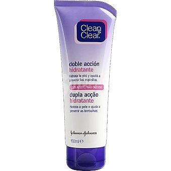 Clean & Clear Crema hidratante doble acción sin aceite Tubo 100 ml