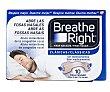 Tiras nasales clásicas S-M Caja 10 u Breathe Right