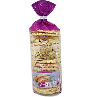 Tortitas s.line maiz s/gluten 140 GRS
