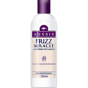 Aussie Acondicionador Frizz Miracle con extracto de hojas de goma azul australiana frasco 250 ml anti-encrespamiento Frasco 250 ml