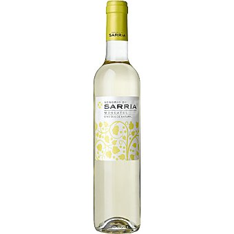 Señorio de Sarria Vino blanco dulce Botella 50 cl