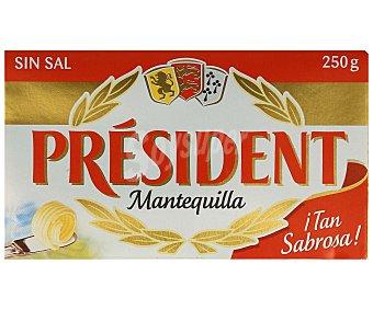 President Mantequilla envase 250 g
