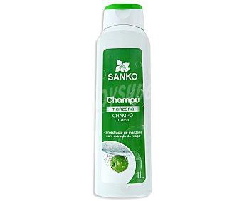 SANKO Champú manzana 1 Litro