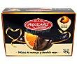 Delicias de naranja y chocolate negro 125 g Miguelañez