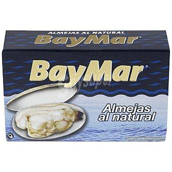 Baymar Almejas al natural sin lactosa 63 g